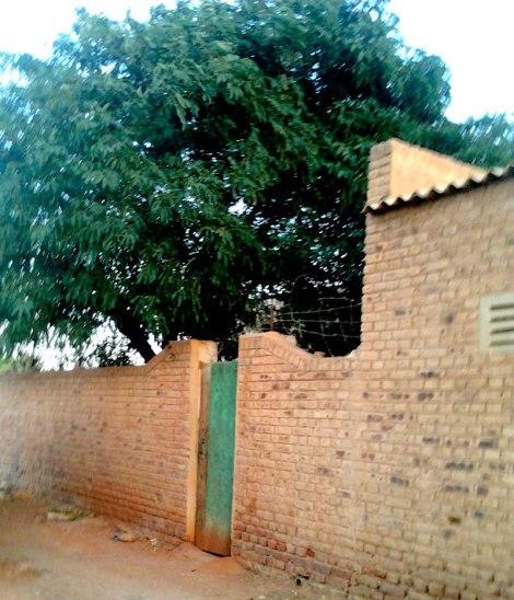 home outsite view